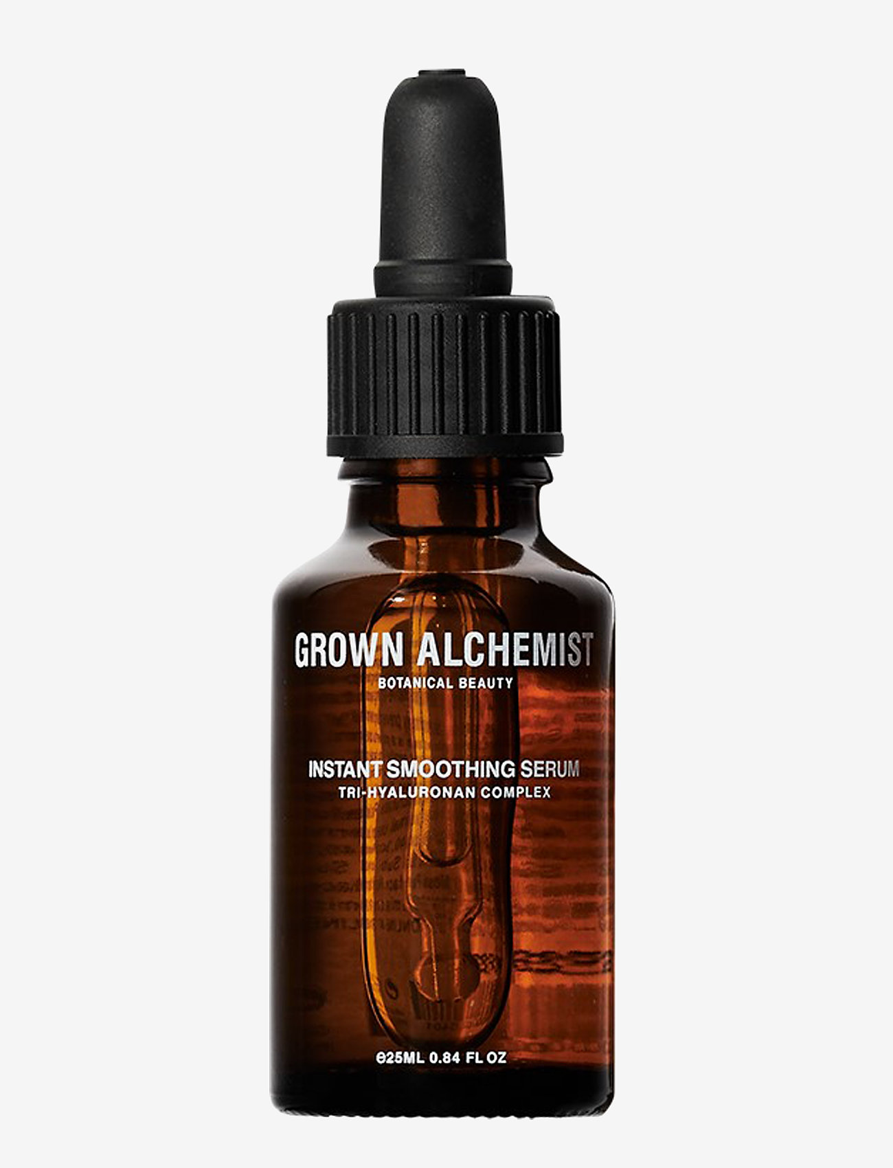 Grown Alchemist - Instant Smoothing Serum - serum - no color - 0