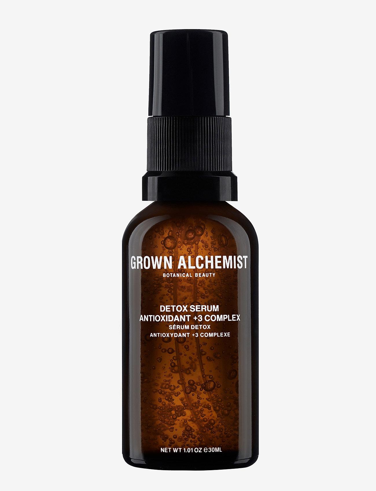 Grown Alchemist - Detox Serum: Antioxidant + 3 Complex - serum - clear - 0