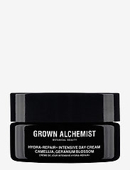 Grown Alchemist - Hydra-Repair + Intensive Day Cream: Camellia, Geranium Bloss - dagkrem - clear - 0