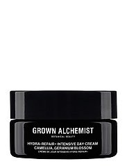 Grown Alchemist Hydra-Repair + Intensive Day Cream: Camellia, Geranium Bloss - CLEAR