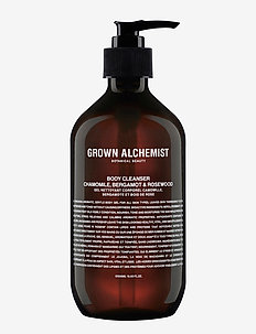 Body Cleanser: Chamomile, Bergamot & Rosewood - CLEAR