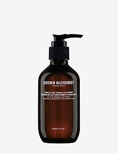 Gentle Gel Facial Cleanser: Geranium Leaf, Bergamot & Rose-B - CLEAR