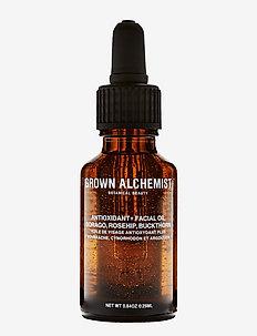 Anti-Oxidant + Facial Oil: Borago, Rosehip & Buckthorn - CLEAR