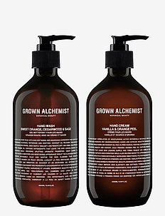 Hand Wash & Hand Cream Twin Set (Hand wash 500ml. & Hand cre - CLEAR