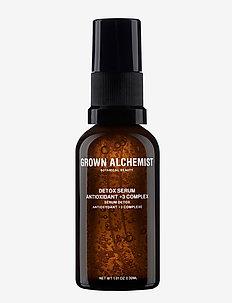 Detox Serum: Antioxidant + 3 Complex - CLEAR