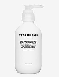 Smoothing Hair Treatment: Hydrolyzed Milk Protein, Cationic  - hårkurer - clear