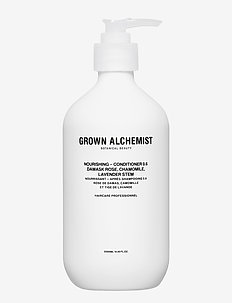 Nourishing - Conditioner 0.6 : Damask Rose,  Chamomile, Lave - CLEAR