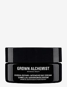 Hydra-Repair + Intensive Day Cream: Camellia, Geranium Bloss - CLEAR