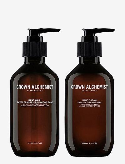 Twin Set Hand Wash & Hand Creme - håndkrem - no color