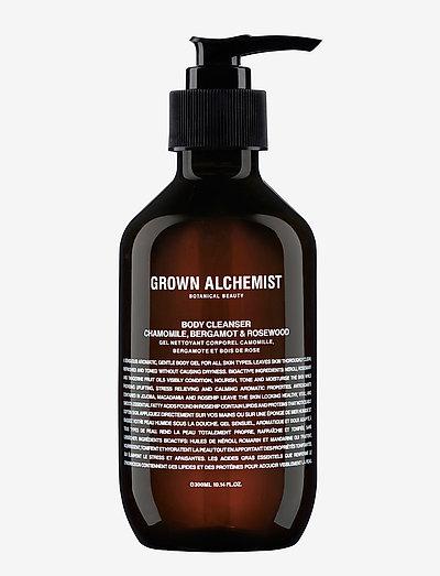 Body Cleanser: Chamomile, Bergamot & Rosewood - bad & dusch - clear