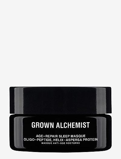 Age Repair Sleep Masque - ansigtsmask - clear