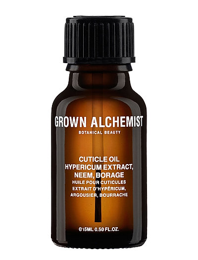 Cuticle Oil: Hypericum Extract, Neem, Borage - CLEAR