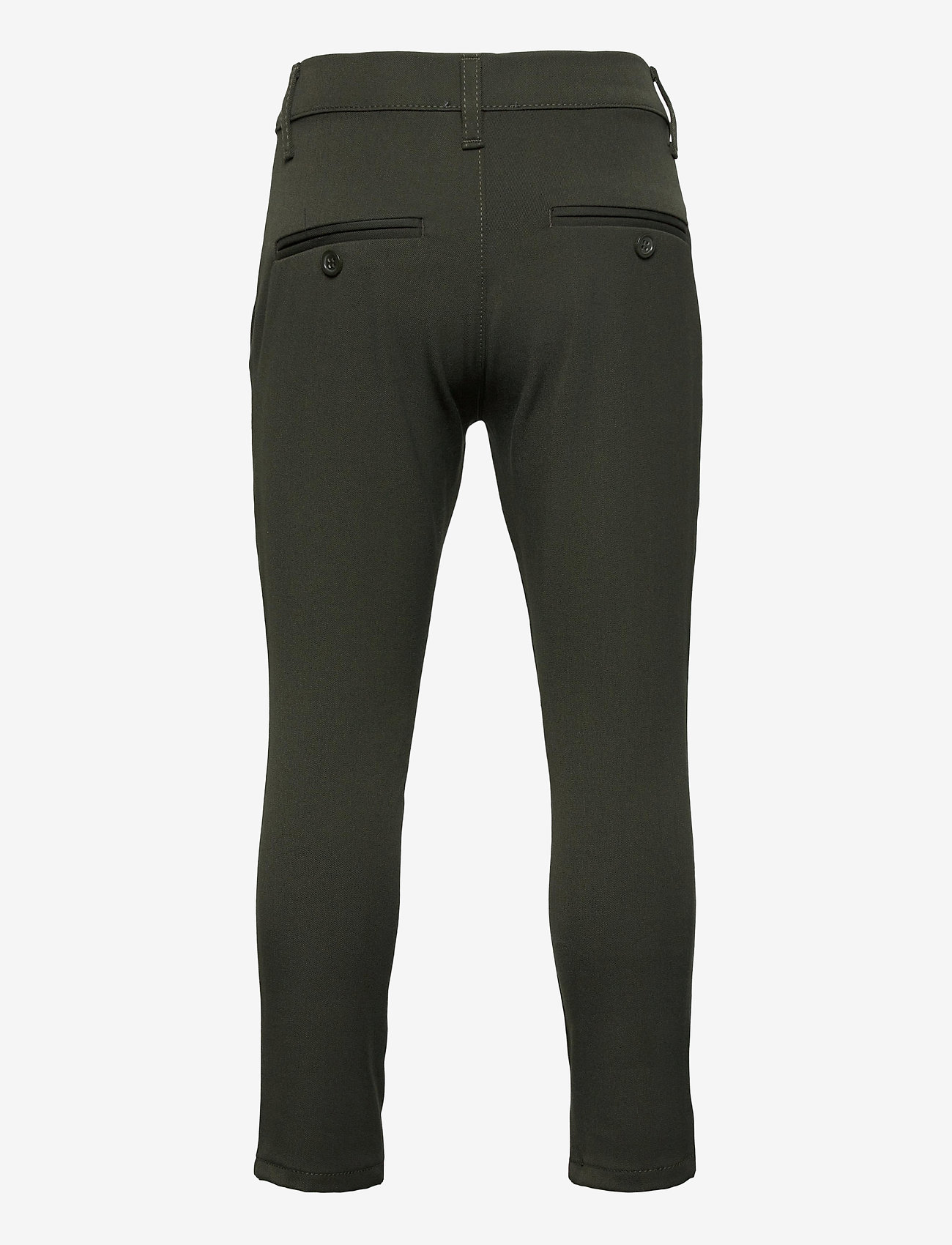Grunt - Dude Ankle Pant - trousers - army - 1