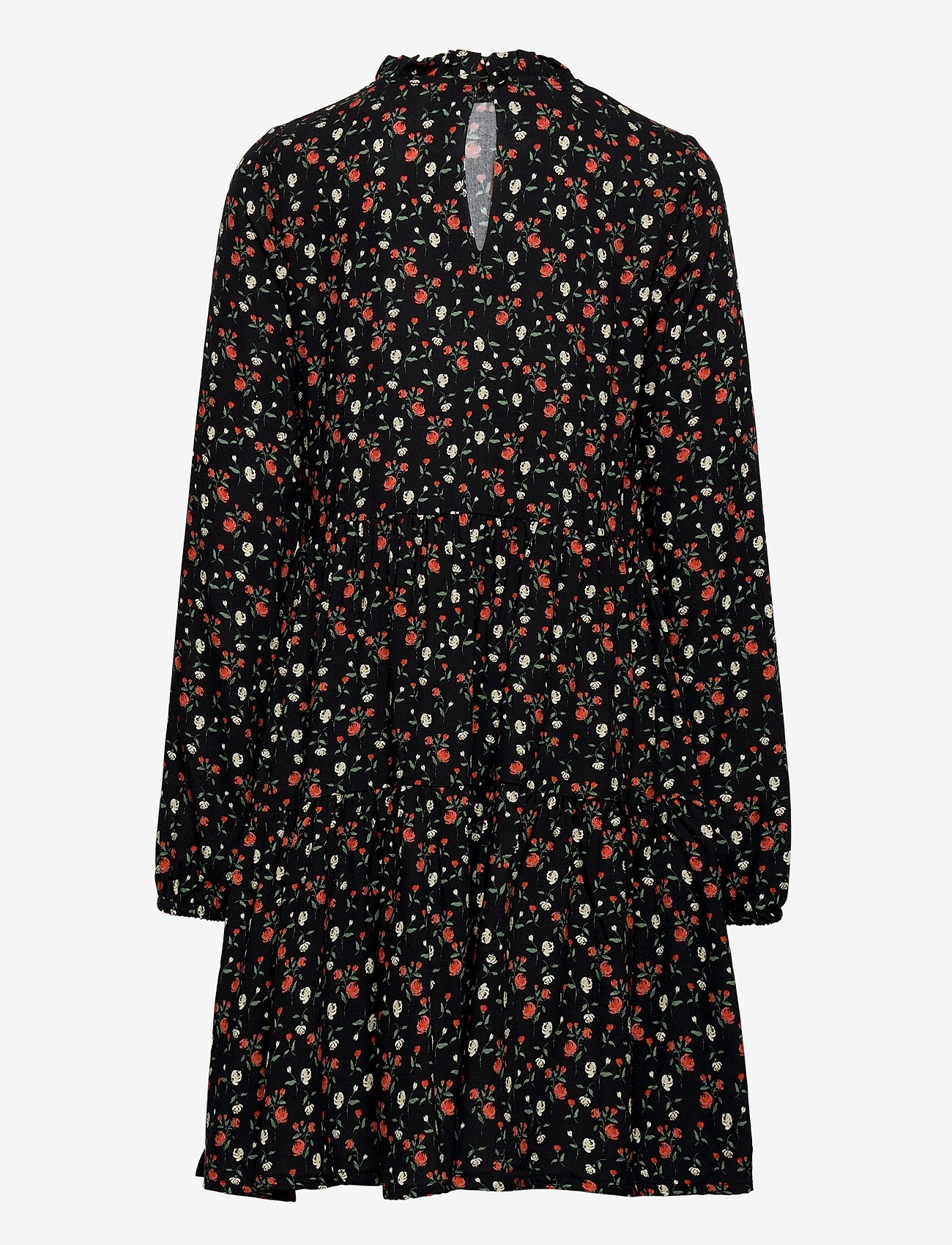 Grunt - Dora Dress - robes - black - 1