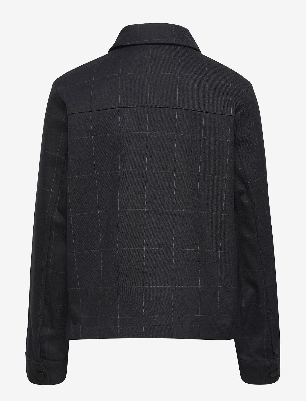 Grunt - Nicholas Shirt Jacket - overhemden - wave blue - 1