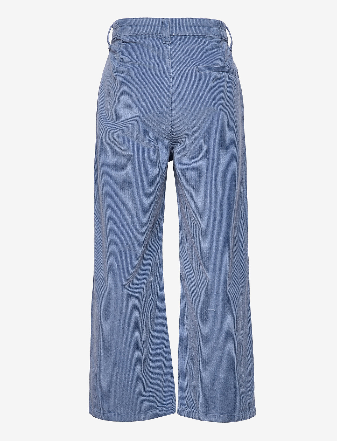 Grunt - Taylor Wide Cord. - trousers - storm blue - 1