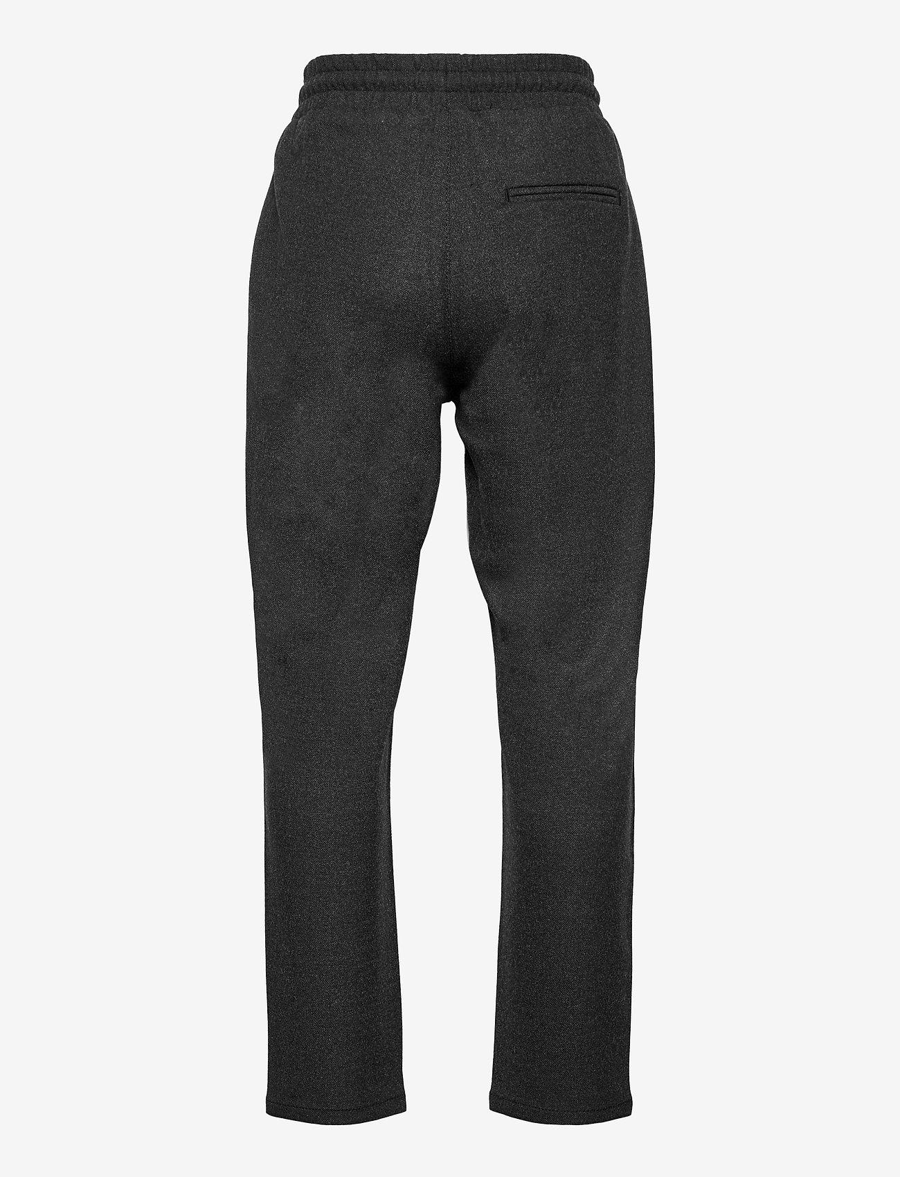 Grunt - Hack Ankle Granite - trousers - granit black - 1