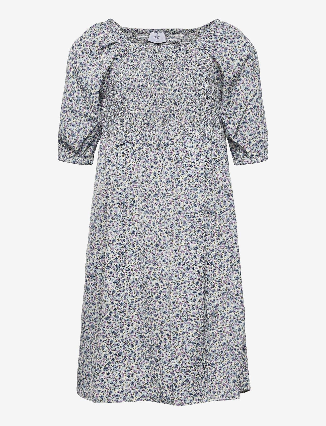 Grunt - Jaz Dress - kleider - light blue - 0
