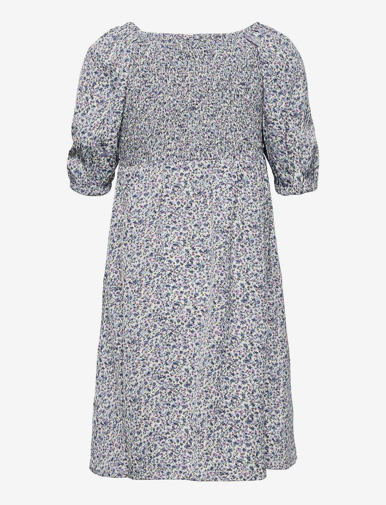 Grunt - Jaz Dress - kleider - light blue - 1