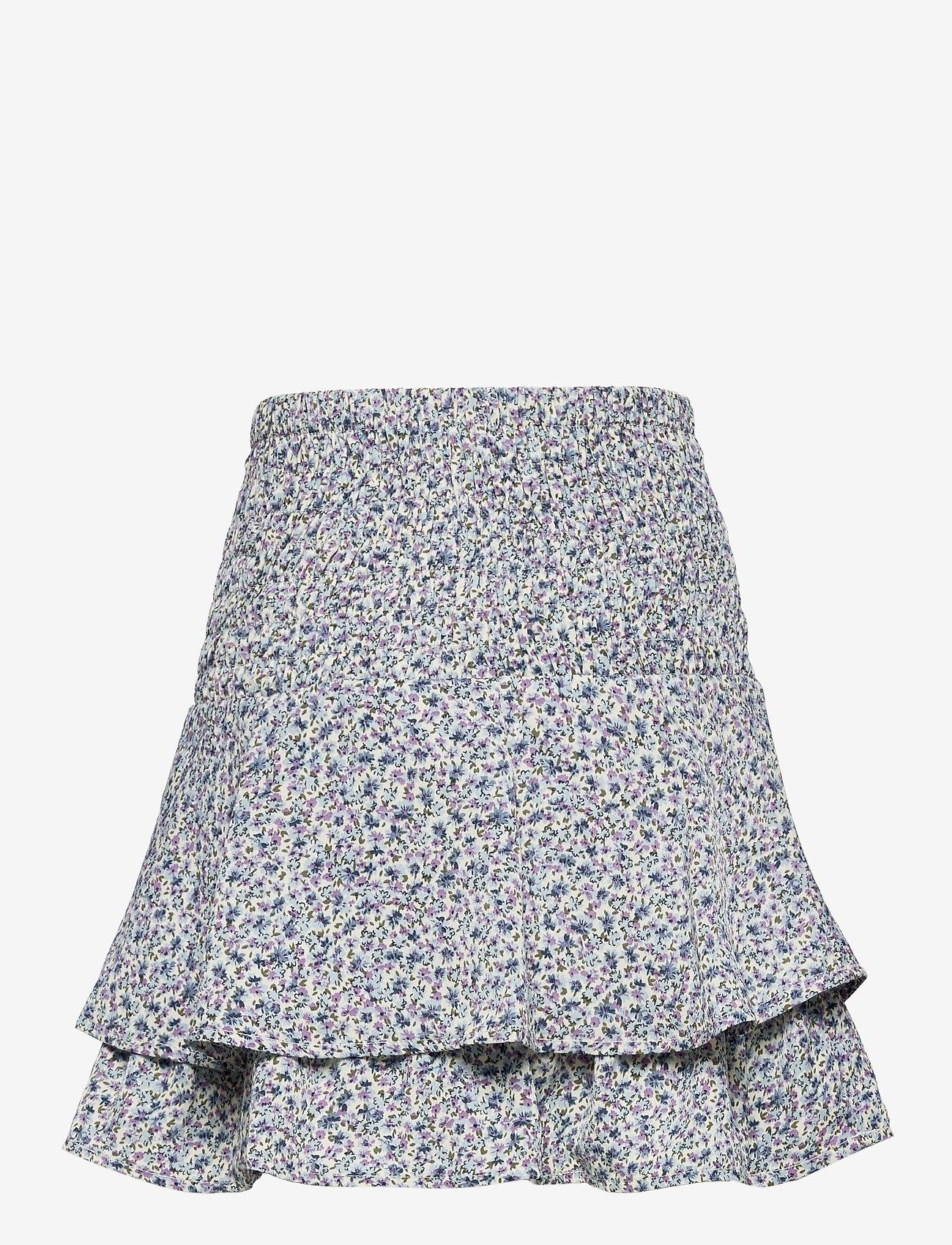 Grunt - Jeanette Skirt - röcke - light blue - 1