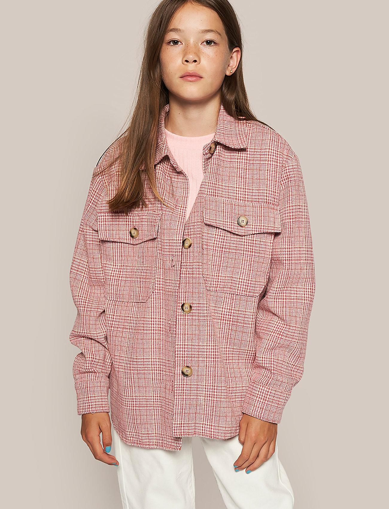 Grunt - Dulig Shirt - shirts - pastel rose - 0