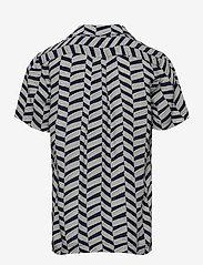 Grunt - Holger Shirt - shirts - wave blue - 1