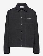 Grunt - Nicholas Shirt Jacket - overhemden - wave blue - 0