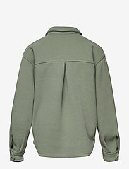 Grunt - Nuto Fleece Jacket - fleecetøj - granite green - 2