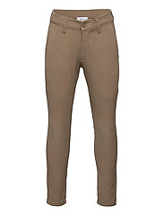 Dude Ankle Pant - BEIGE