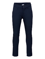 Dude Ankle Pant - MIDNIGHT BLUE