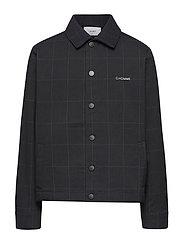 Nicholas Shirt Jacket - WAVE BLUE