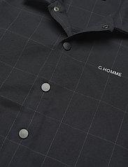Grunt - Nicholas Shirt Jacket - overhemden - wave blue - 2