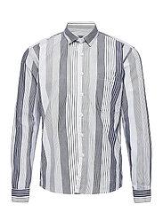 Nedim Shirt - WHITE STRIPE