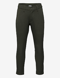 Dude Ankle Pant - bukser - army