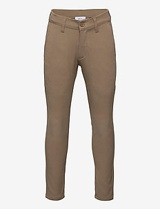 Dude Ankle Pant - trousers - beige