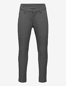 Dude Ankle Pant - trousers - light grey