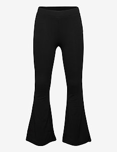 Mette Trumpet Pant - spodnie - black