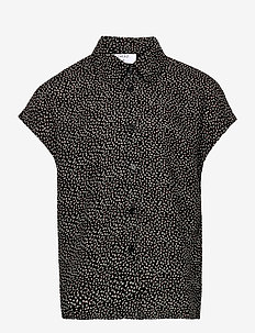 Hope Shirt - hemden - black