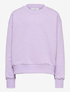 OUR Lone Crew Sweat - sweatshirts - light purple