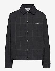 Nicholas Shirt Jacket - shirts - wave blue