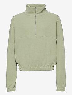 Tronjo Sweat - sweatshirts - pastel green