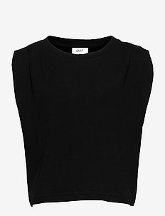 Tonja Tee - t-shirts - black