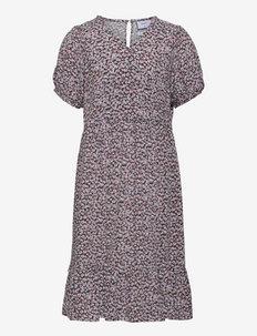 Doff Dress - kleider - brown