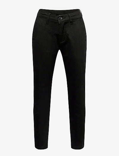Dude Worker Pant - trousers - black