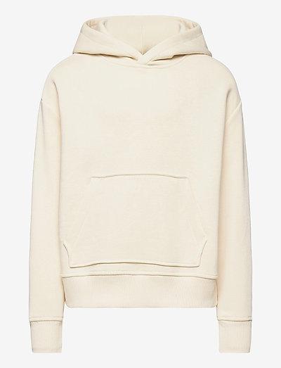 OUR Alice Hood Sweat - hoodies - cream white