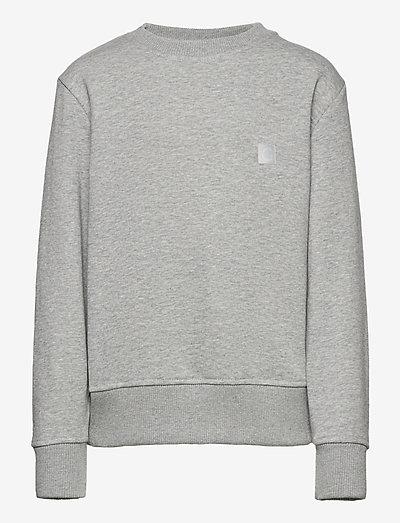 OUR Joy Crew Sweat - sweatshirts - grey melange