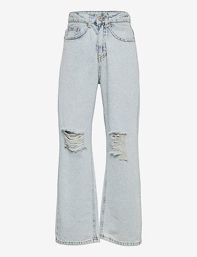 Wide Doop Damage Jeans - jeans - doop damage