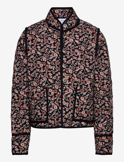 Ida Jacket - light jackets - black