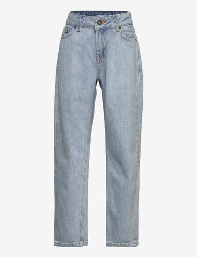 Street Loose Trek Stein - jeans - stein