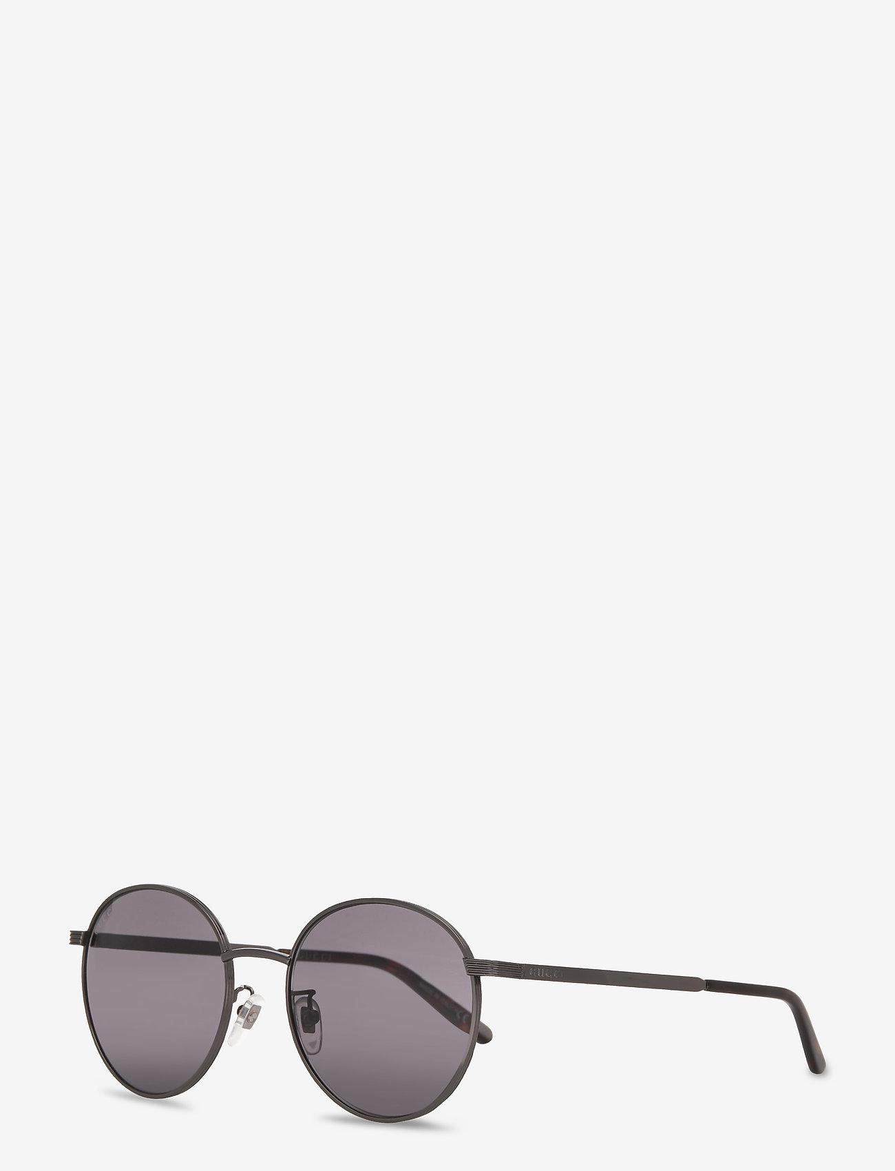 Gucci Sunglasses - GG0944SA - ronde zonnebril - ruthenium-ruthenium-grey - 1